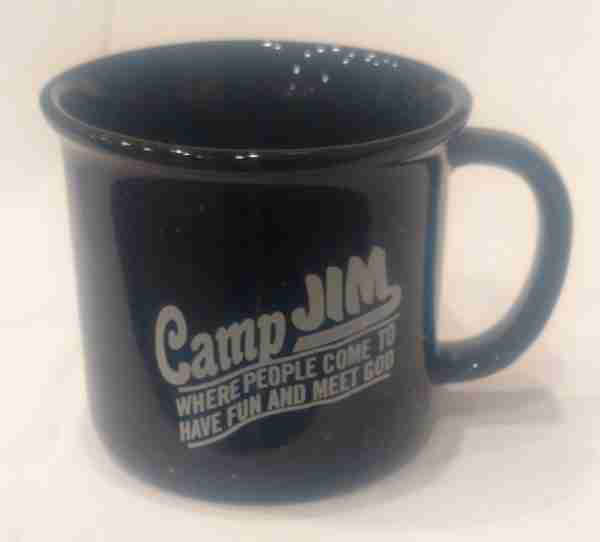 camp jim mug