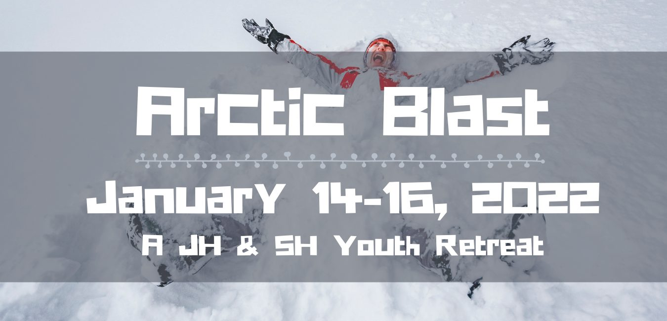 Arctic Blast banner